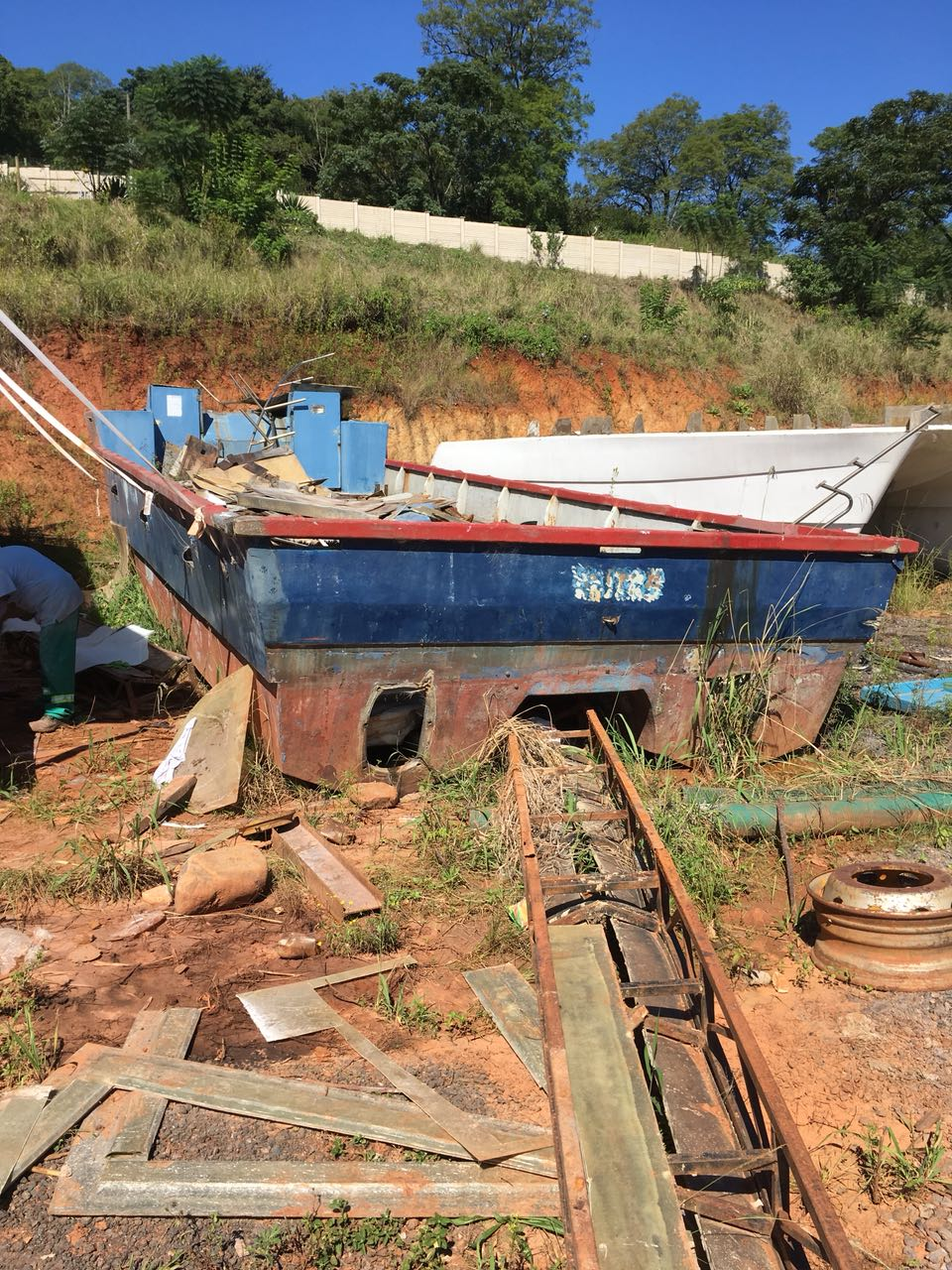 Multi hulls for sale (catamaran hulls) Contact for Price