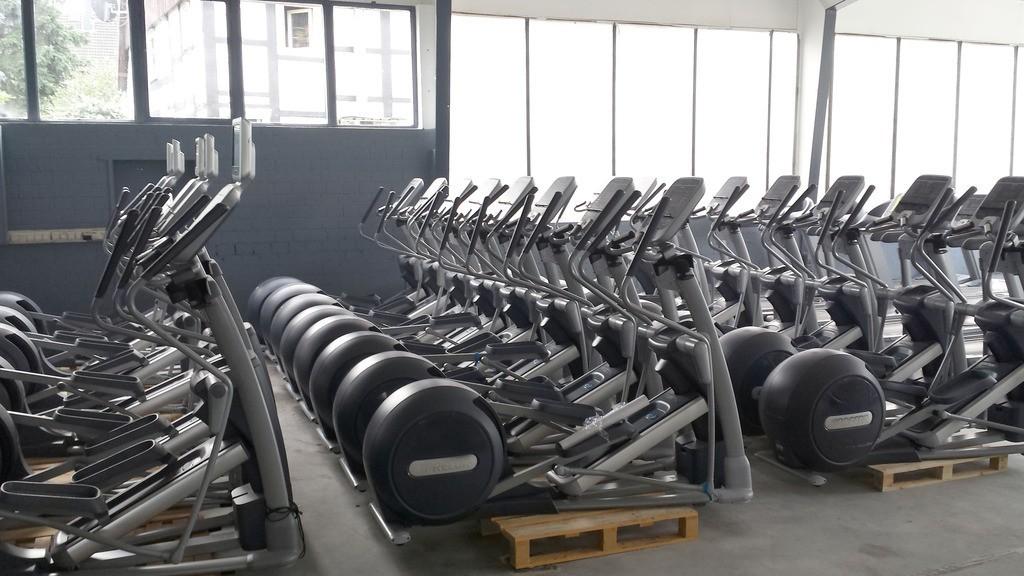 Precor Crosstrainer 576 Experience!