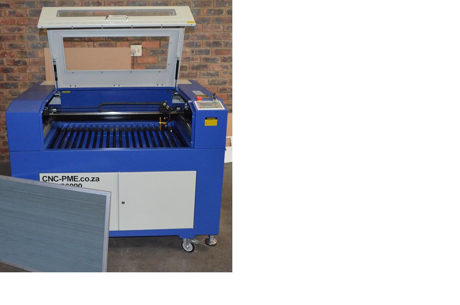 9060 80 watt laser cutter and Engraver