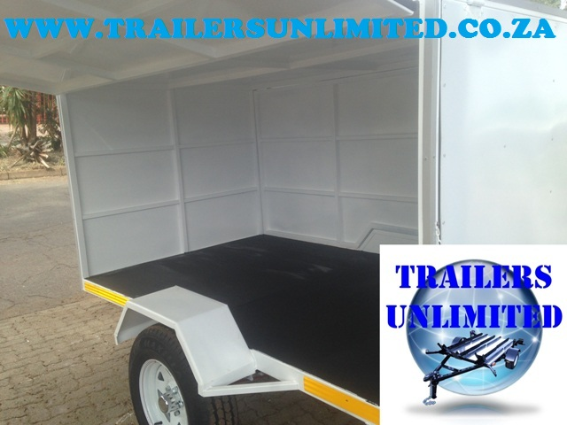 Enclosed Trailer 2100 x 1500 x 1700