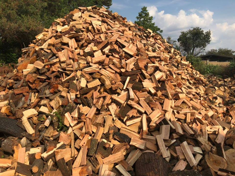 Wood: For fireplaces, Pizza ovens or Braaing