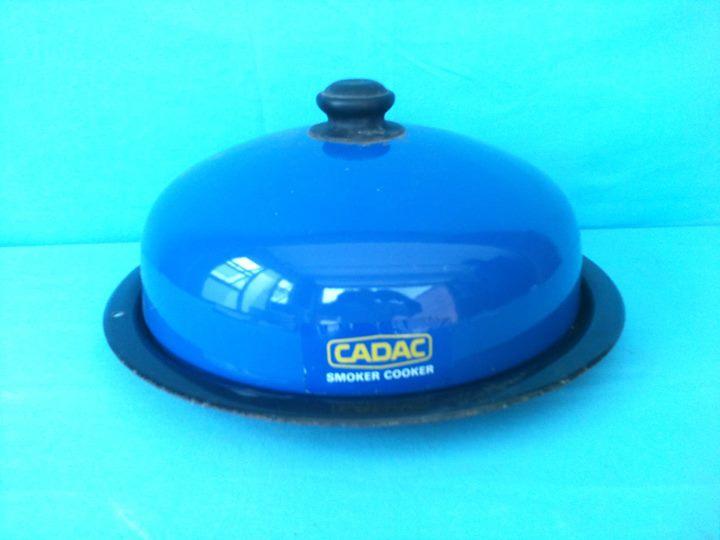 """Cadac"" Smoker Lid & Pan"