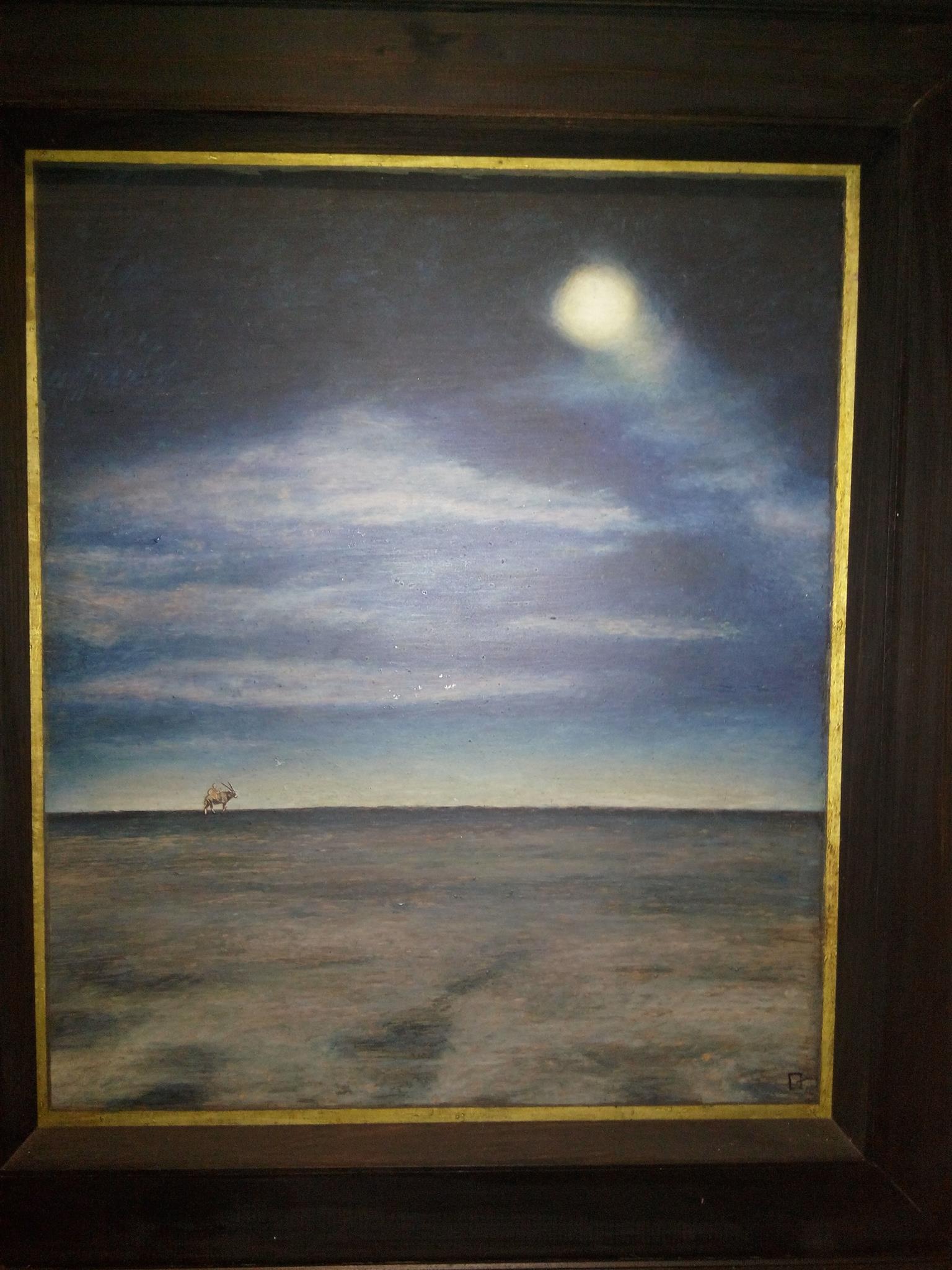 Liekie Fouche painting