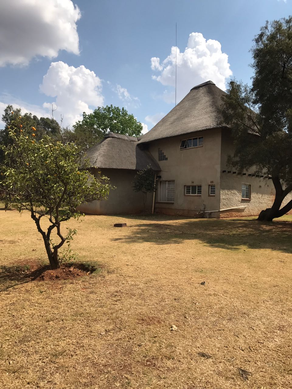 22ha in Cradle of Humankind