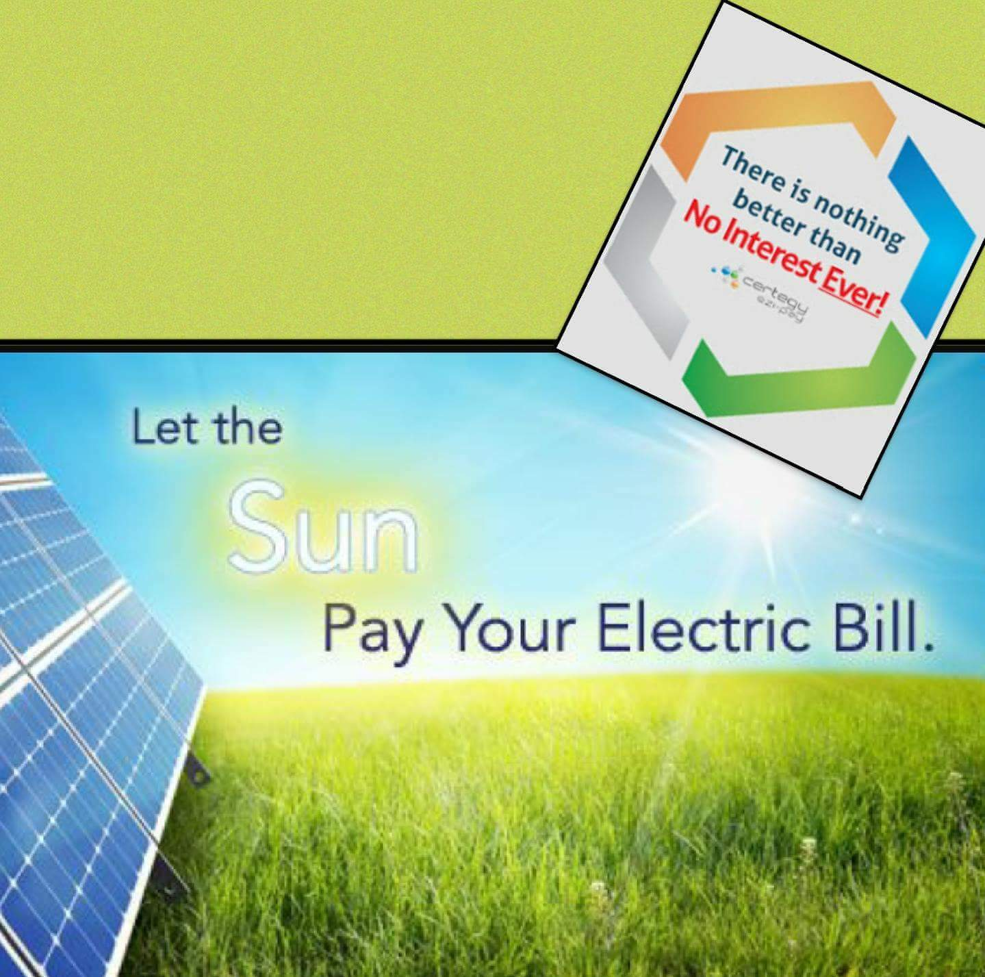 Save money on your electricity bill..upgrade to a SAMSUNG solar light system for house lights.