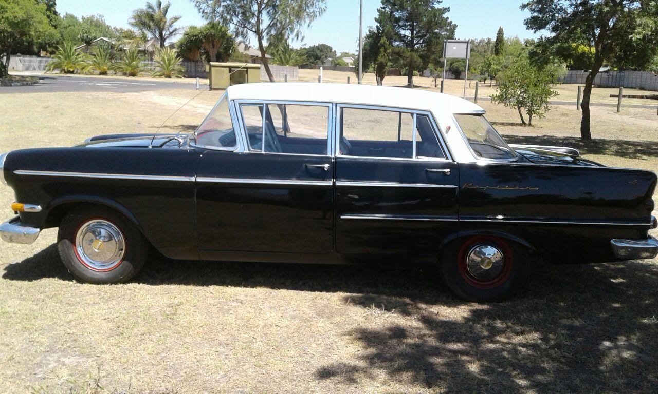 Opel Kapitan 1963