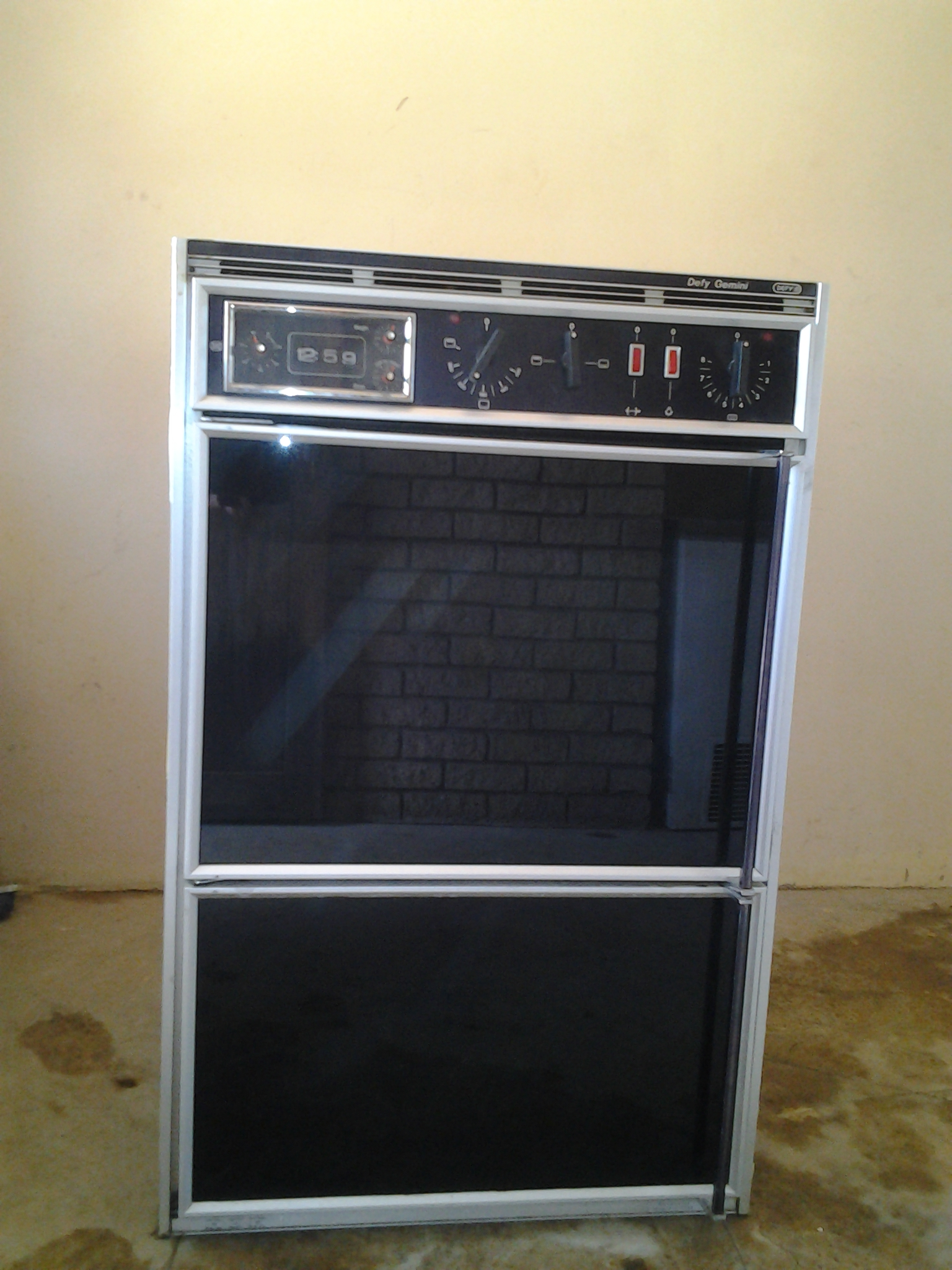 Defy Gemini Oven for Sale