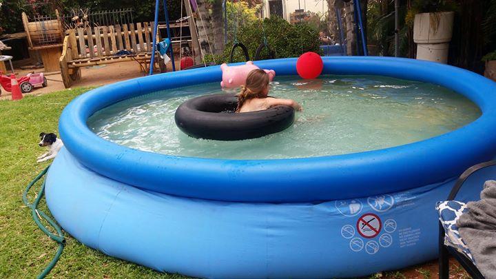 Intex 3.6 meter Swimming Pool