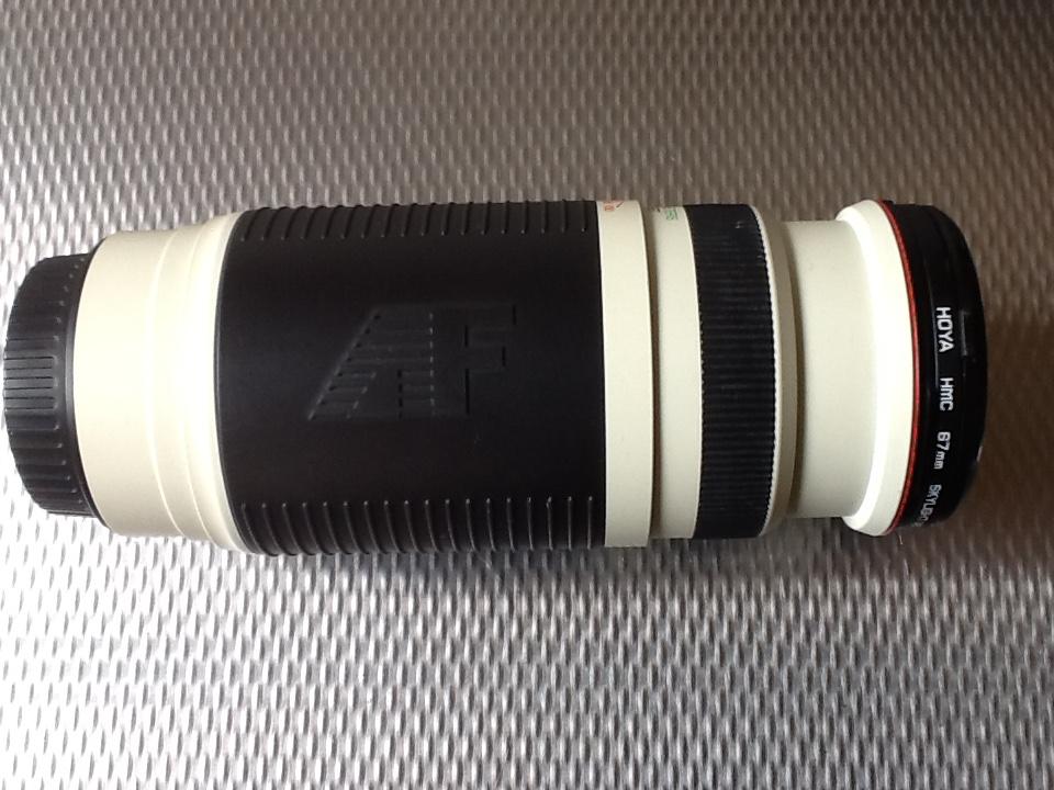Soligor AF 100-400 mm f/4.5-6.7 lens for Canon