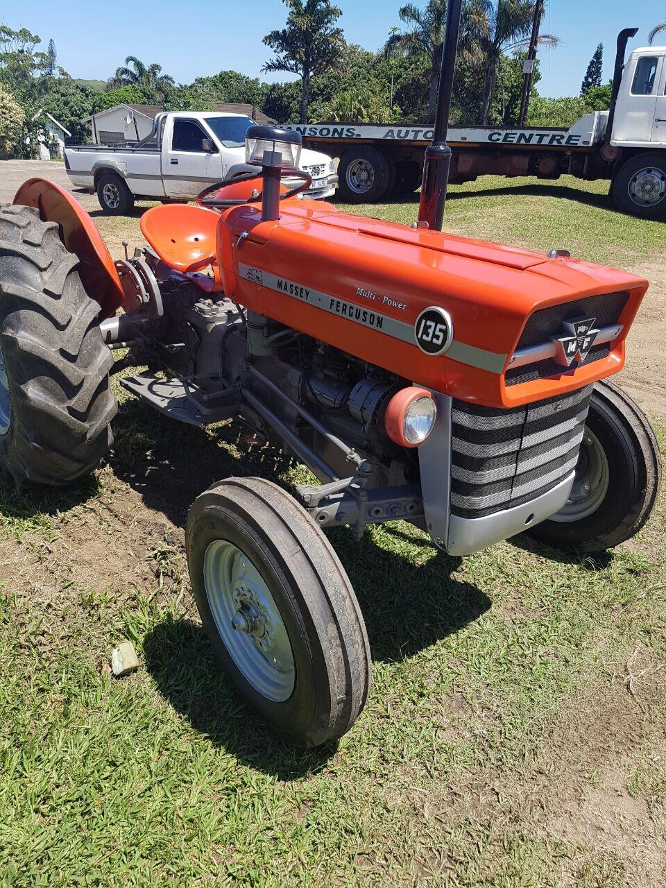 Massey Ferguson 135 4x2 Tractor