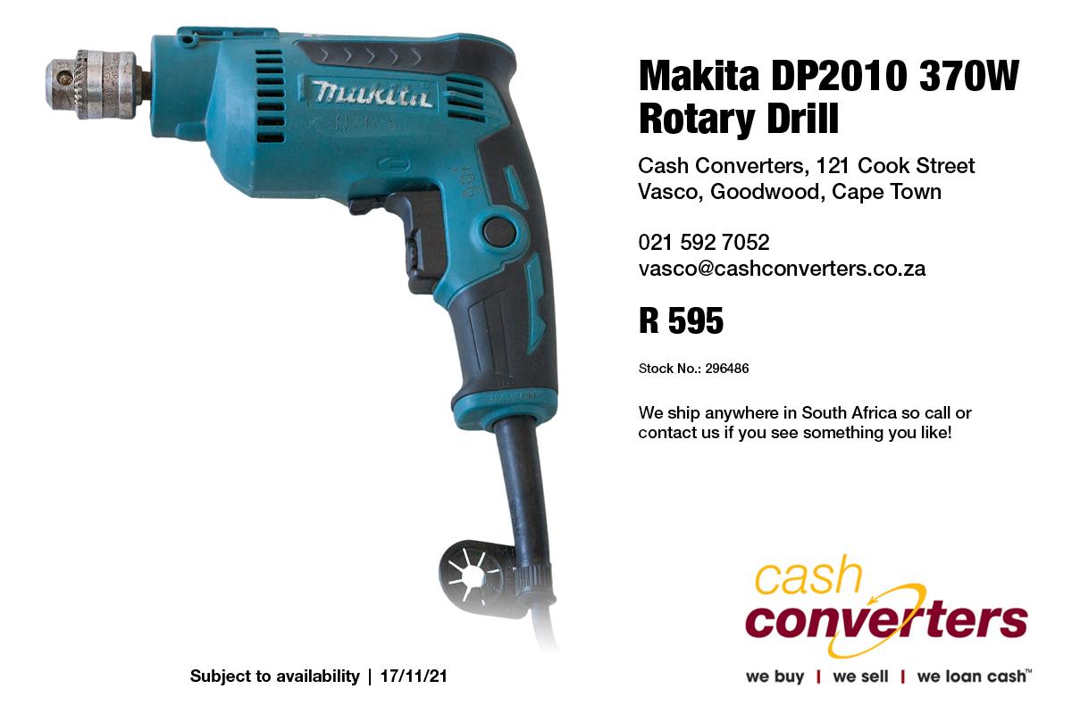 Makita DP2010 370W Rotary Drill