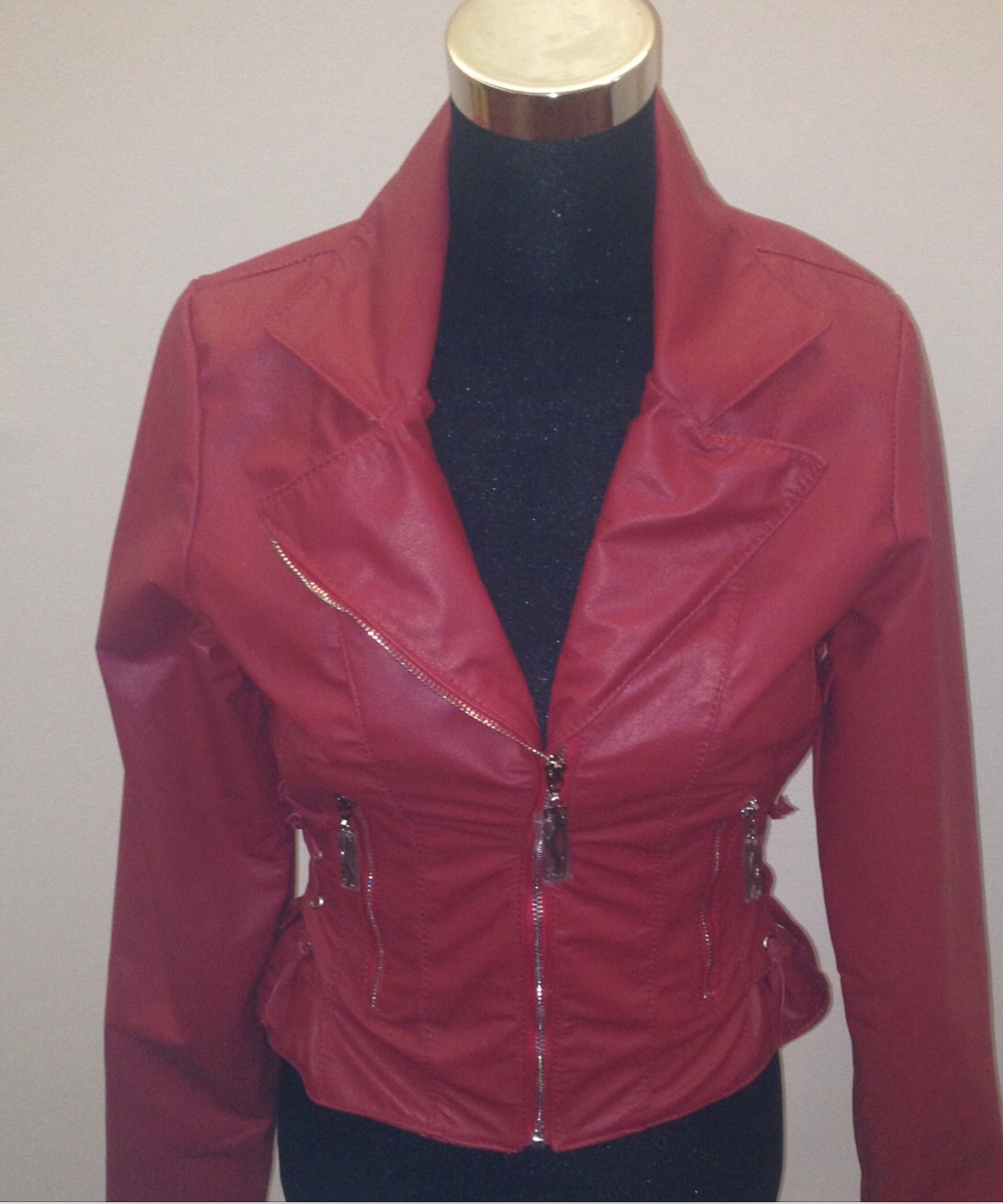 Genuine leather jackets made to order