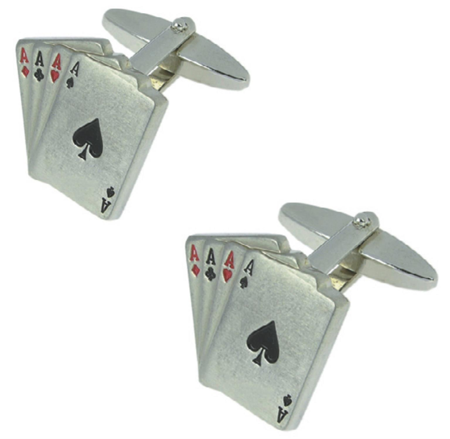 Brushed rhodium plated cuff links!! On Special!!!