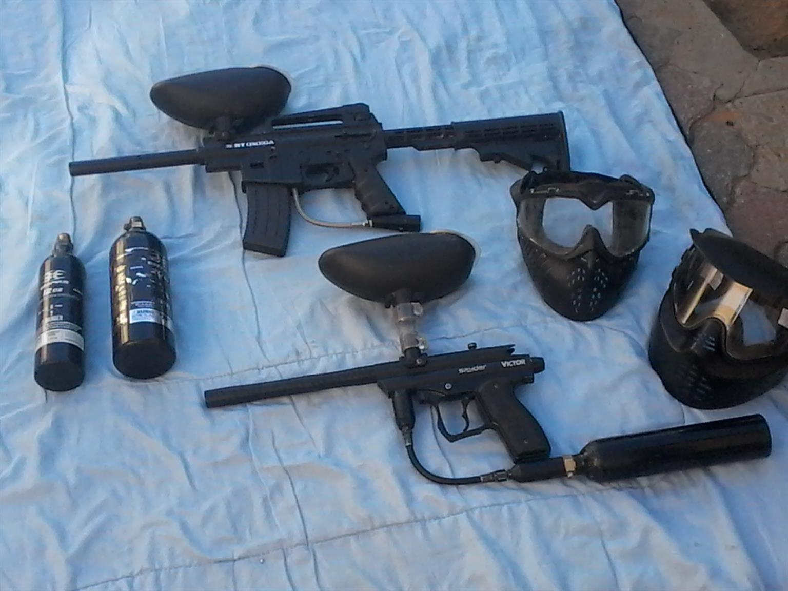 Paintball Guns And Accesories Junk Mail