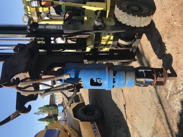 AUGER TORQUE 30000 EARTH DRILL AUGER DRIVE