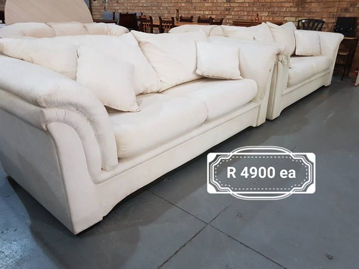 Bradbury designer couches