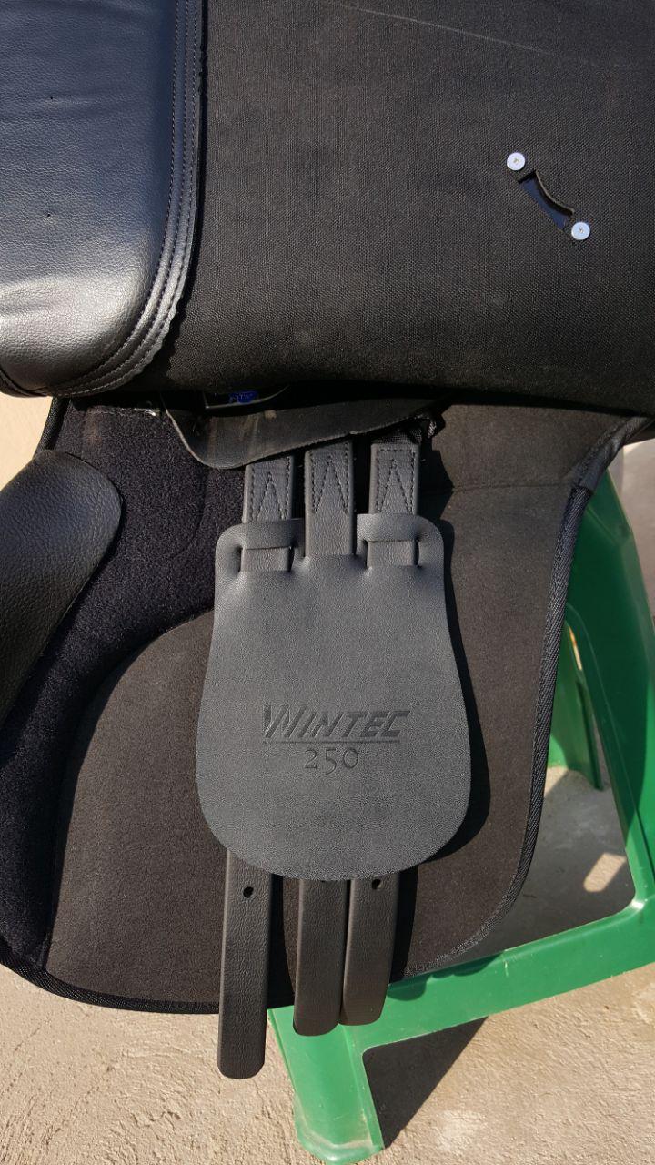 Wintec 250 17 inch saddle. Like New