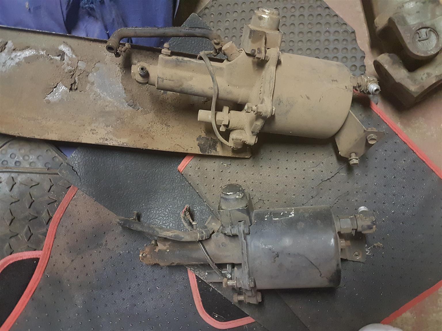 SBR 422 Brake Boosters