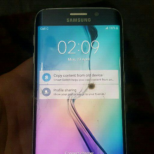 Samsung s6 edge for only R1600