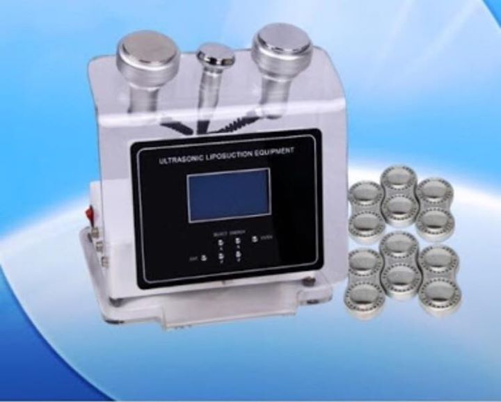 Portable liposuction machine