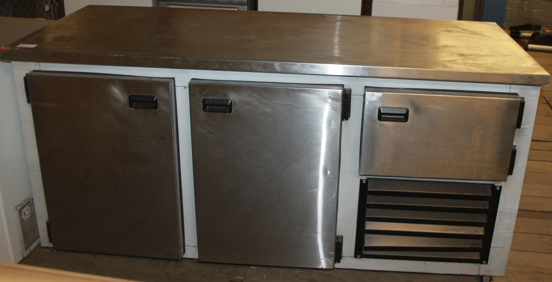 Industrial fridge S024651e #Rosettenvillepawnshop