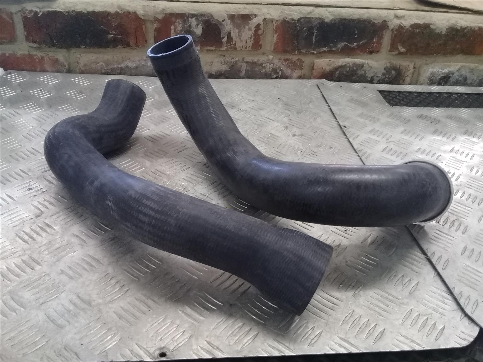 SPRINTER 312/412 AND SPRINTER 416 NEW BOOST PIPES