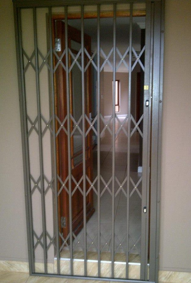 Security gates,burglar bars,swing gates,spanish bars,cottage pane security bars