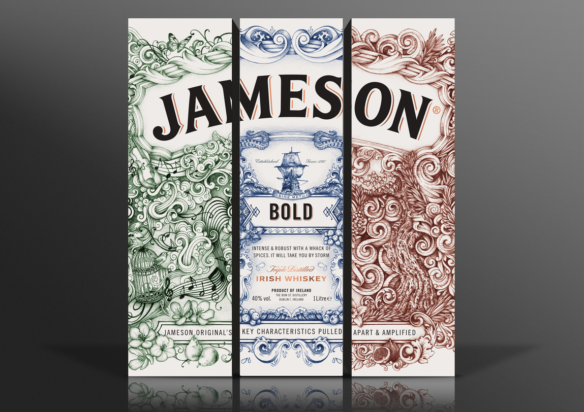 Halfprice Jameson R599 1 Litre  Bold Lively Round  Liquor  From Corporate Function