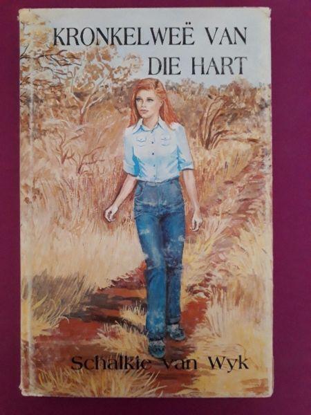 Kronkelweë Van Die Hart – Schalkie Van Wyk.