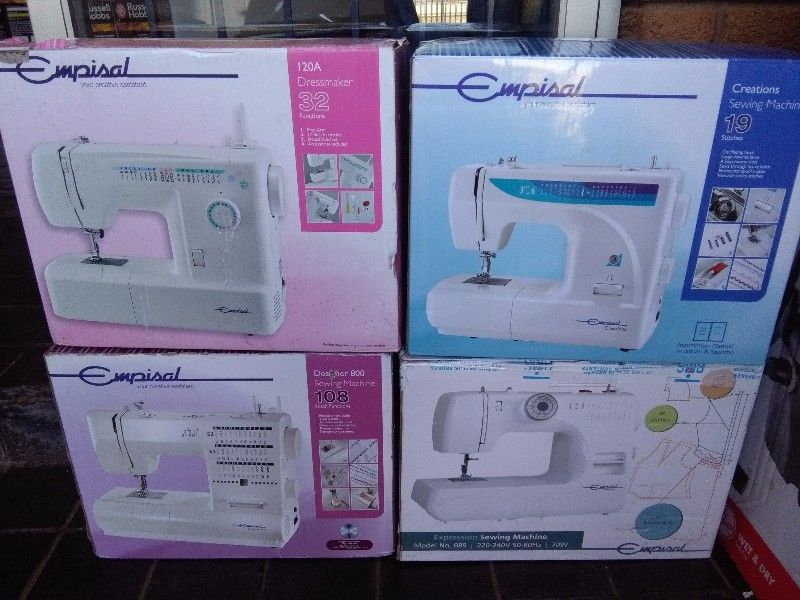 Empisal sewing machines