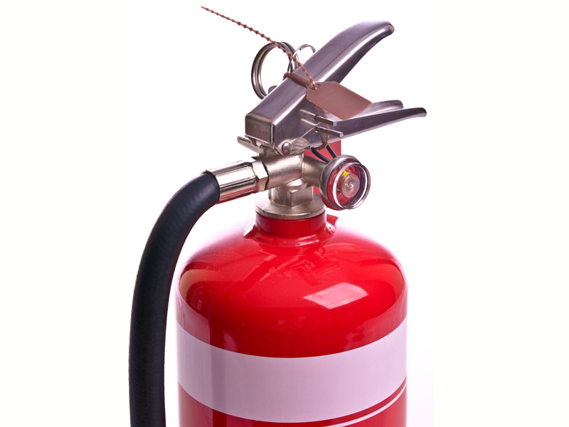 First aid & Fire extinguishers