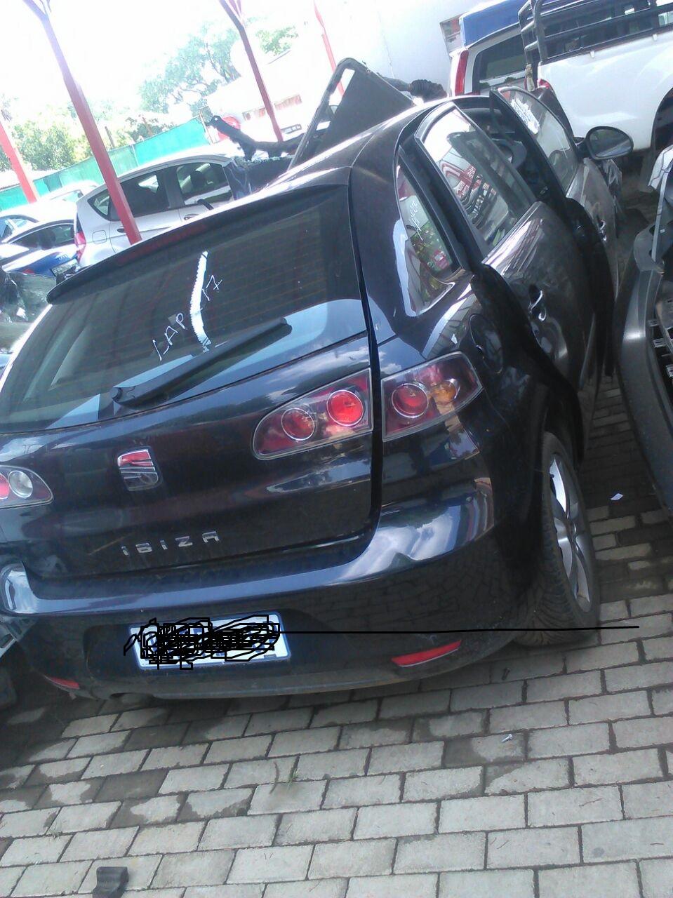 2012 Seat Ibiza 1.4 5 door