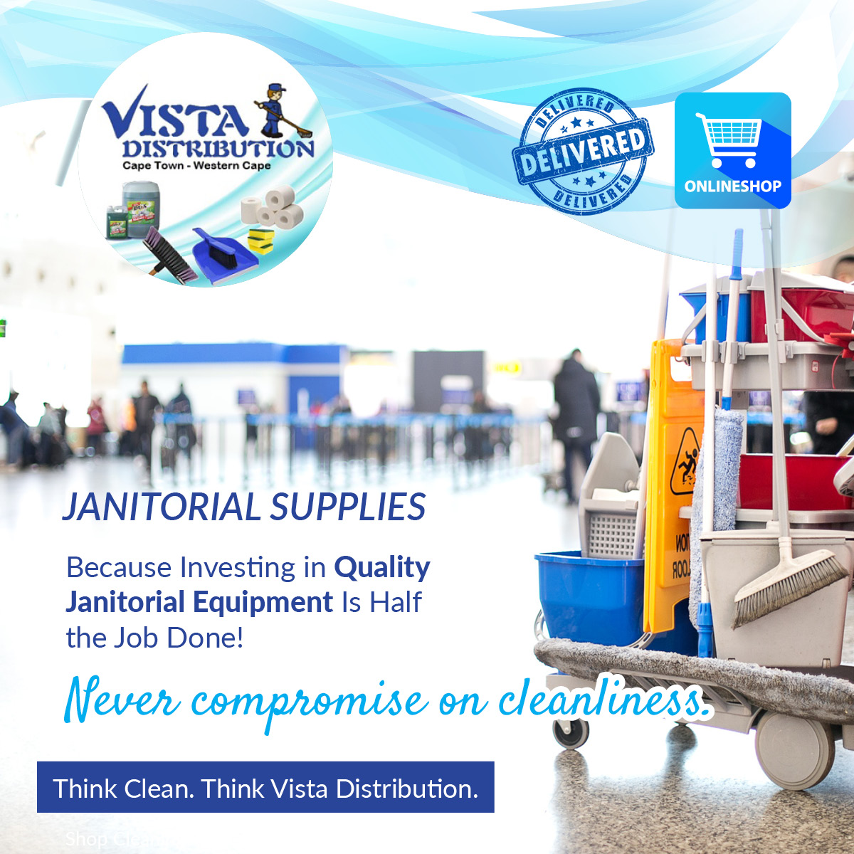SUPER AFFORDABLE, SUPER QUALITY Cleaning and Catering Products for your household or business!