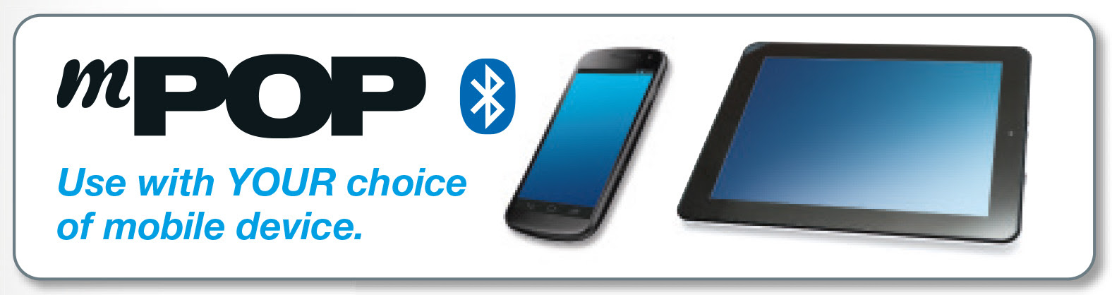 THE mPOP ADVANCE POS SOLUTION