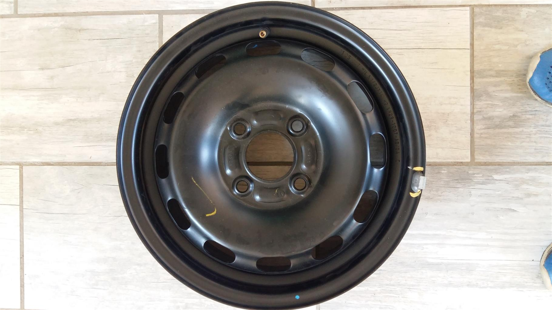 """14"""" Steel Rims for sale"""