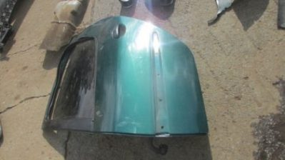 2003 Peugeot 206 left rear door shell for sale