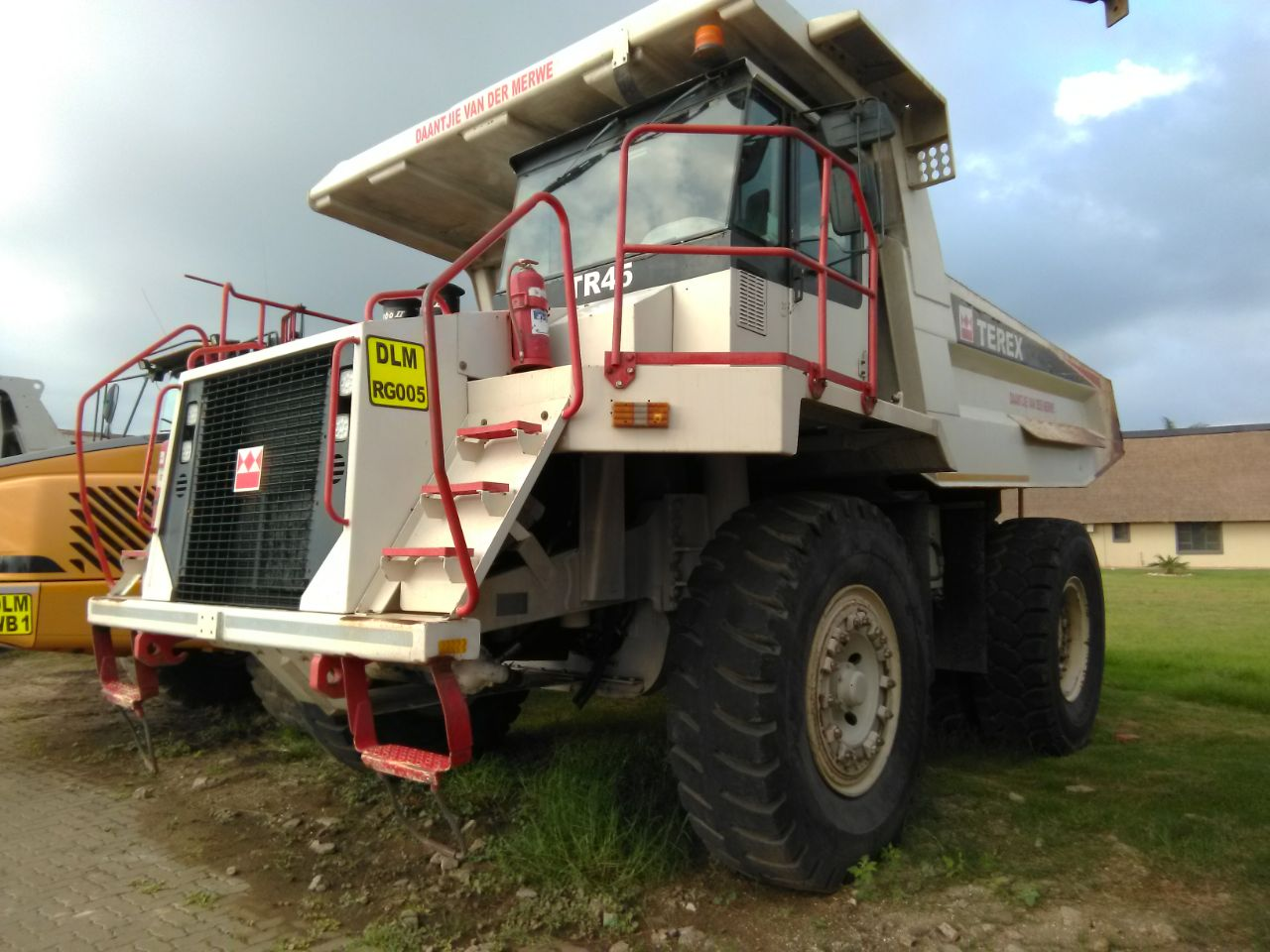 Terex Tr45s and Tr60s for sale