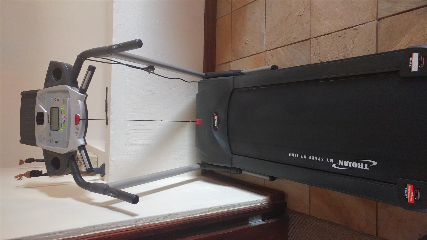 Trojan Solitute Flexdeck 410 Treadmill