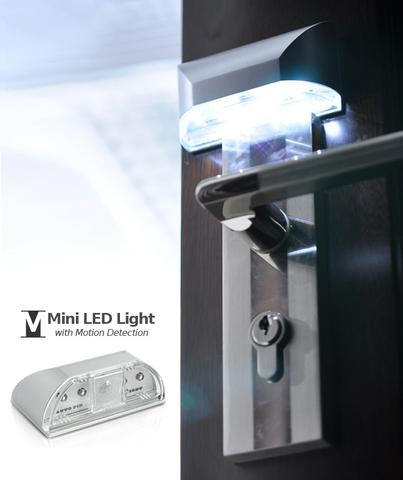 Mini LED Light with Motion Detection