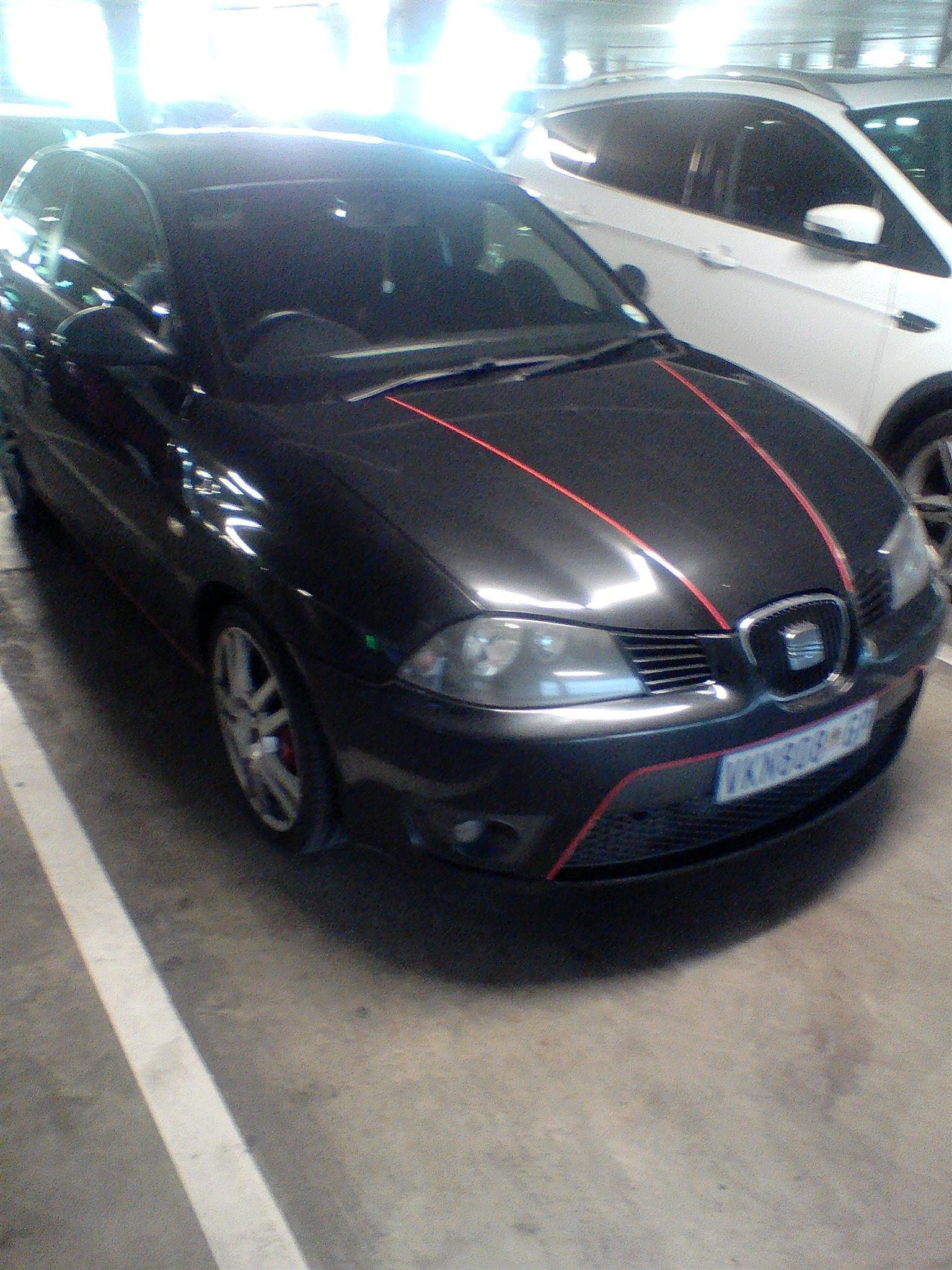 2007 Seat Cupra