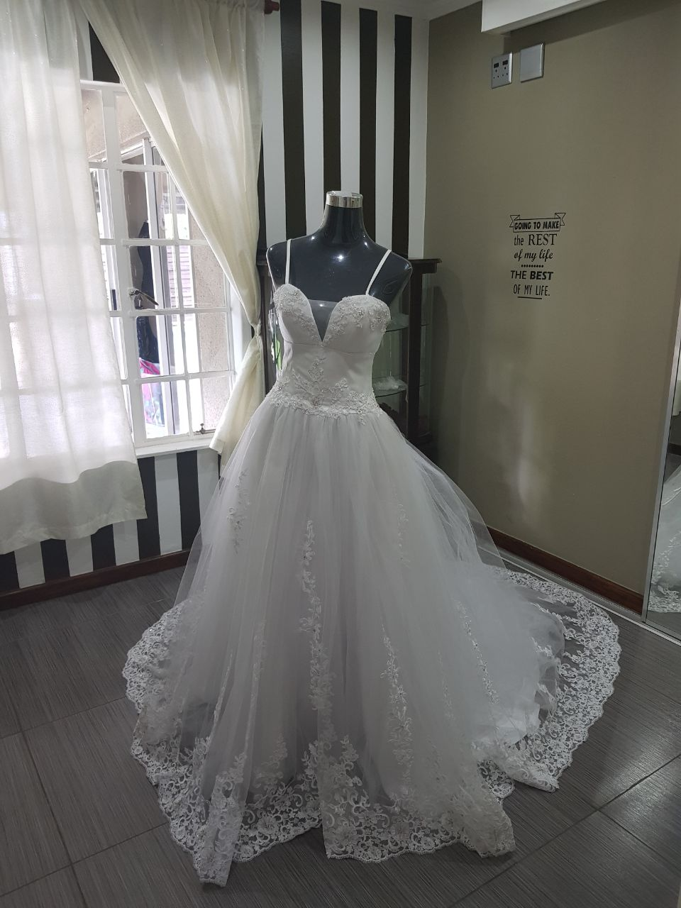 Wedding Dresses and Attire For Rent in East