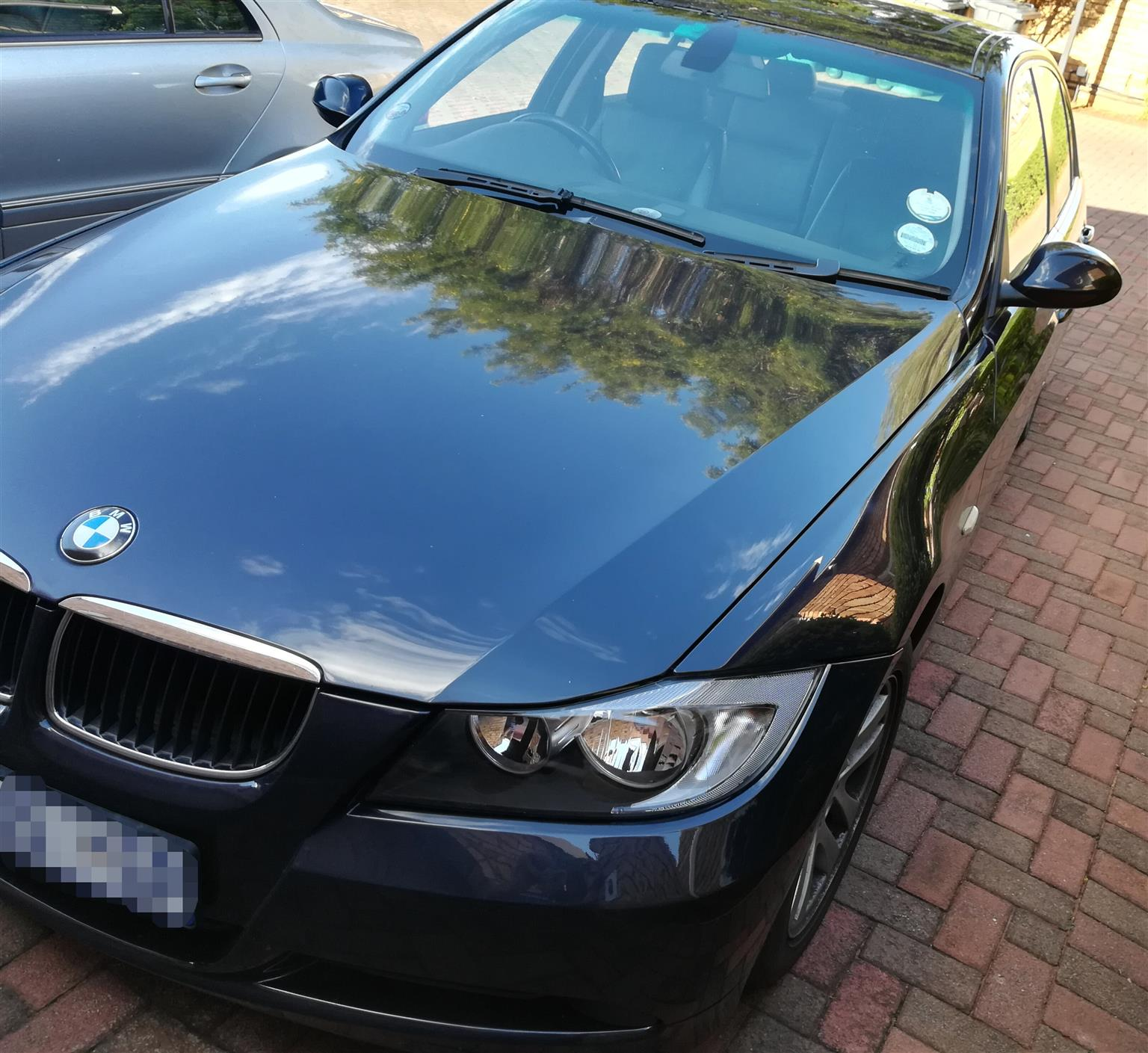 2006 BMW 3 Series 320d Exclusive | Junk Mail