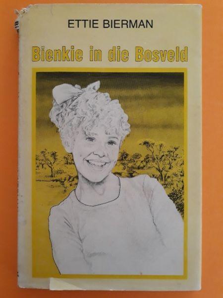 Bienkie In Die Bosveld - Ettie Bierman - Bienkie Reeks.