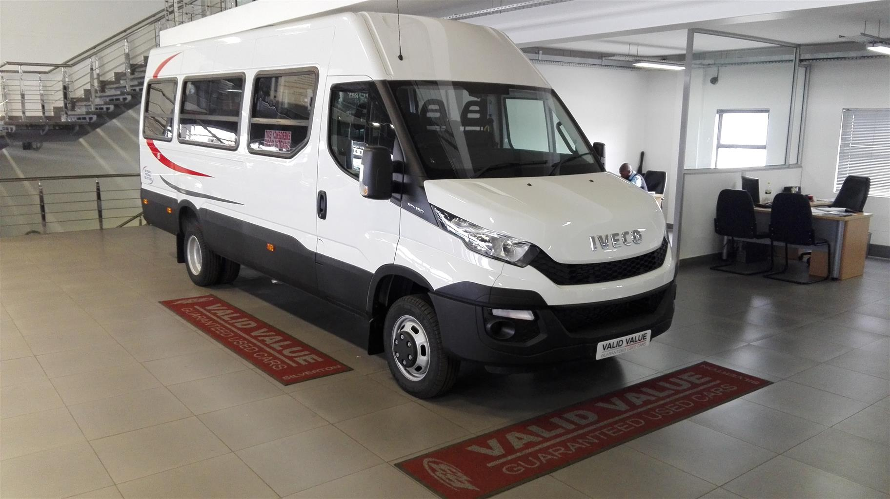 2018 Iveco Daily 22 Seater Bus