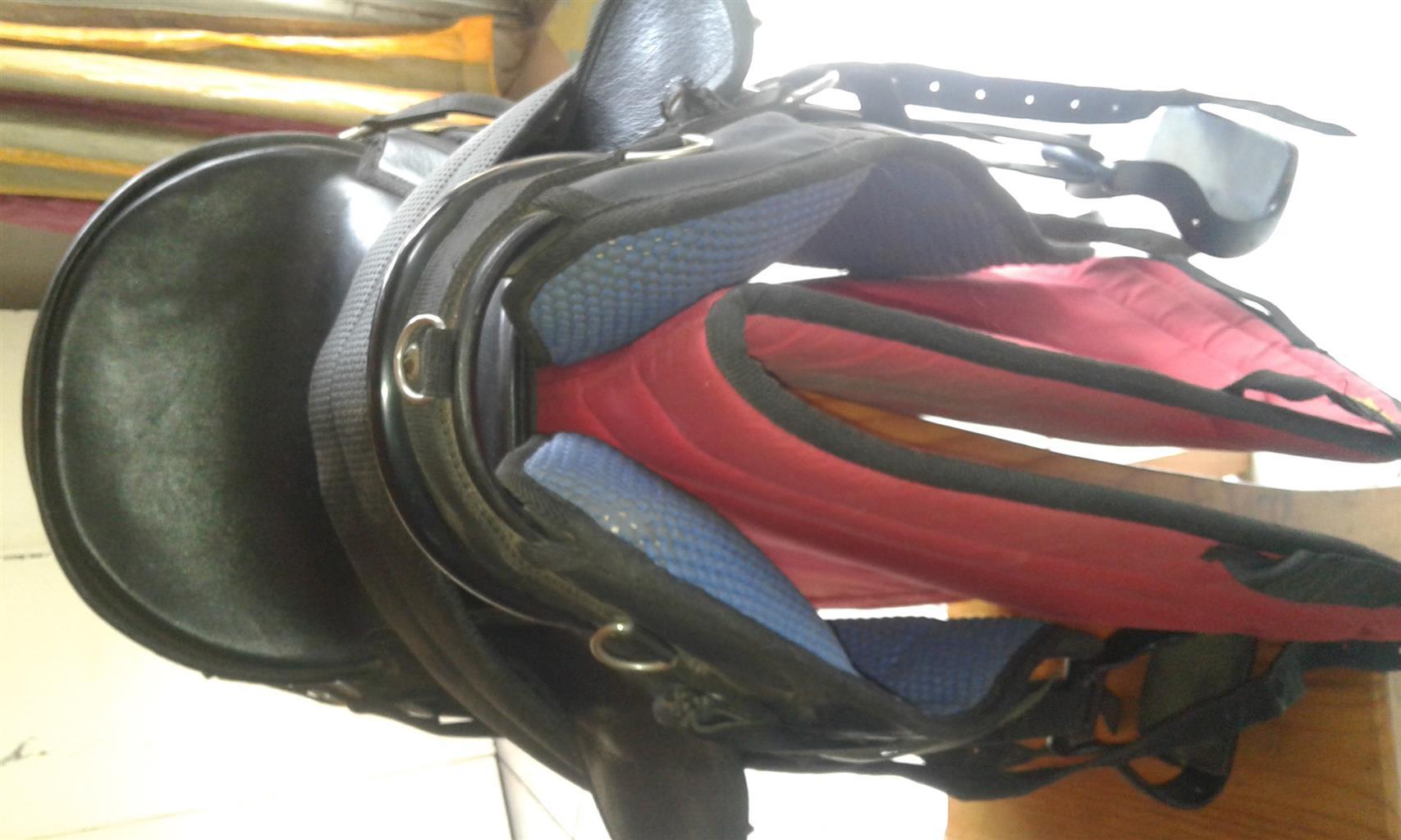 Trident Pegasus Saddle For Sale