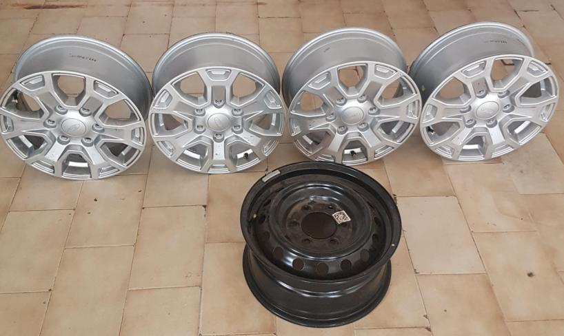 FORD RANGER MAGS 16 INCH FOR SALE