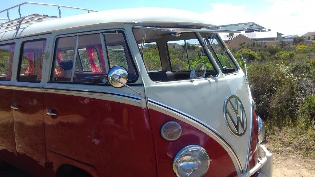 1964 Volkswagen splitwindow camper kombi