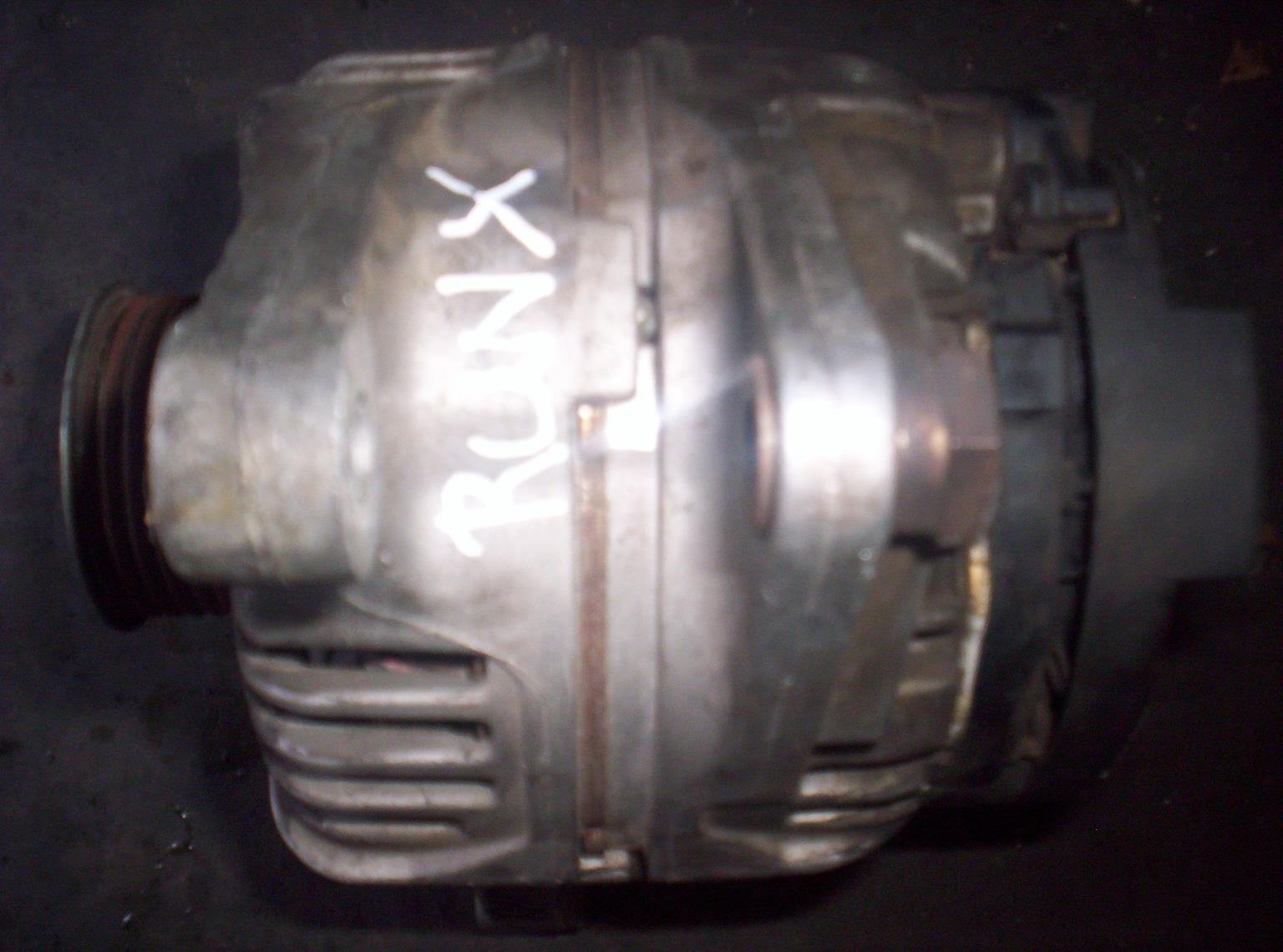 Toyota Runx alternator