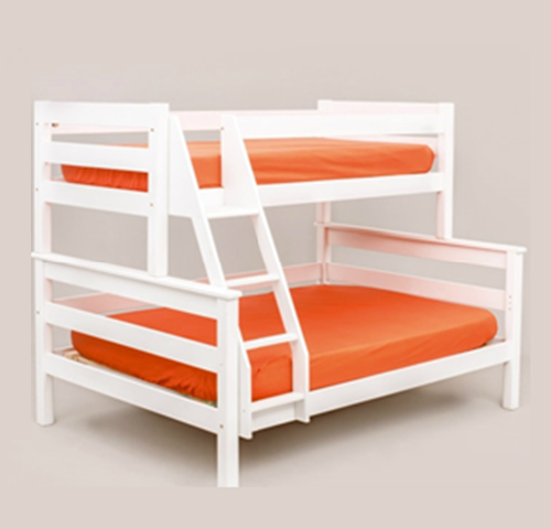 NEW Tribunk Beds - White