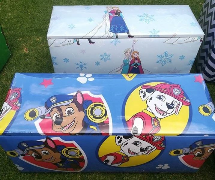 Disney toy chests for sale